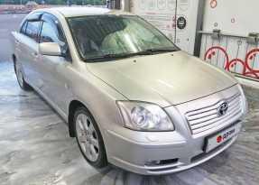 Тула Avensis 2006