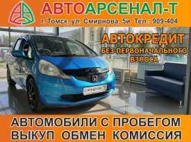 Томск Honda Fit 2008