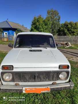 Киров 4x4 2121 Нива 2002