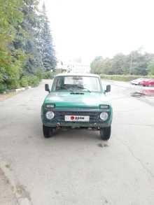 Серпухов 4x4 2121 Нива 1981