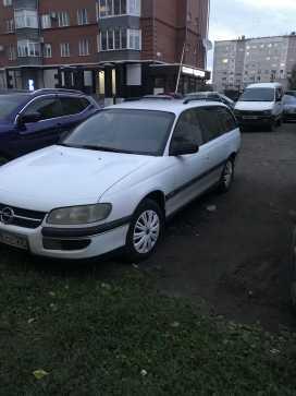 Бийск Opel Omega 1996