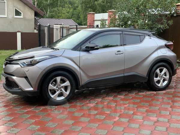 Toyota C-HR, 2018 год, 1 680 000 руб.
