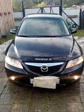 Горно-Алтайск Mazda6 2004