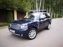 Москва Range Rover 2010