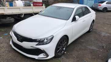 Хабаровск Toyota Mark X 2017