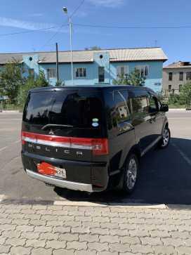 Белогорск Delica 2012
