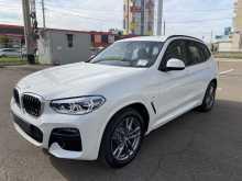 Красноярск BMW X3 2020