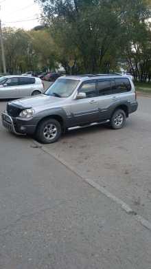 Омск Terracan 2005