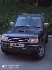 Иркутск Pajero Mini 2005