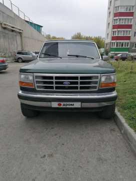 Барнаул Bronco 1991