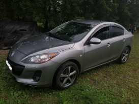 Черниговка Mazda3 2012