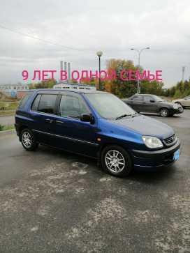 Томск Toyota Raum 2000