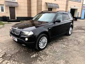 Томск BMW X3 2007