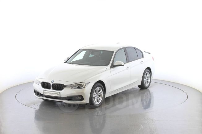 BMW 3-Series, 2017 год, 1 640 000 руб.