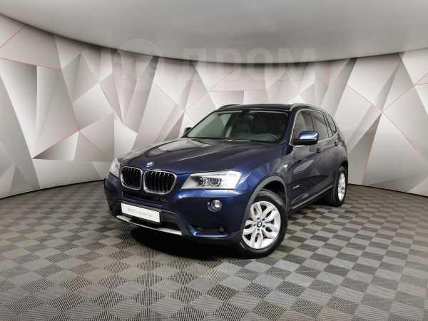 BMW X3, 2012 год, 1 234 000 руб.