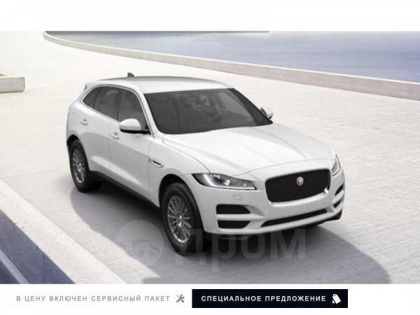 Jaguar F-Pace, 2020 год, 4 577 000 руб.