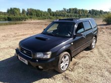 Уфа Forester 2004