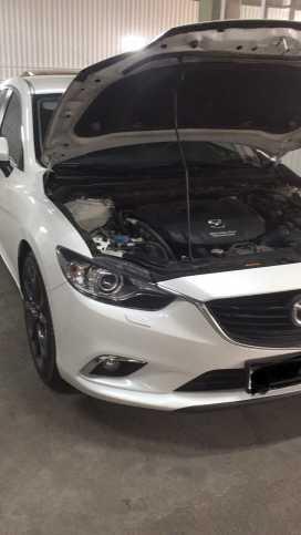Кызыл Mazda6 2012