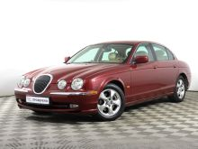 Москва Jaguar S-type 2001