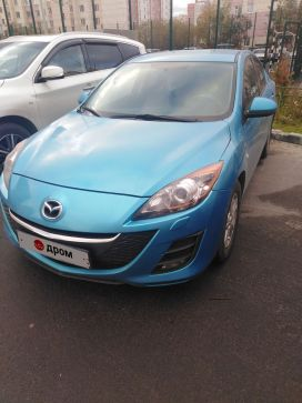 Новый Уренгой Mazda3 2011