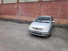 Чехов Corolla 2003