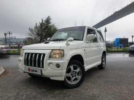 Петропавловск-Камчатский Pajero Mini 1999