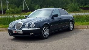 Москва Jaguar S-type 1999