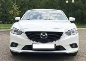 Казань Mazda6 2014