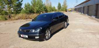 Усть-Илимск GS300 2002