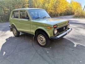 Братск 4x4 2121 Нива 1984
