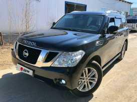 Якутск Nissan Patrol 2011