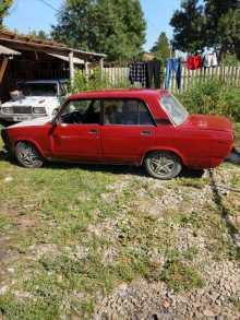 Северская 2105 1993
