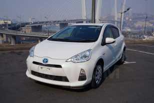 Свободный Toyota Aqua 2013