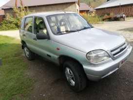 Горно-Алтайск Niva 2003