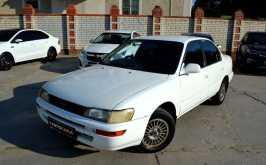 Волгоград Corolla 1992