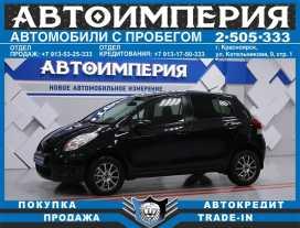 Красноярск Vitz 2008
