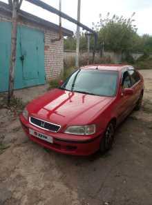 Ливны Civic 2000