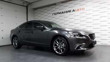 Ульяновск Mazda6 2018