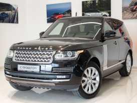 Красноярск Range Rover 2013
