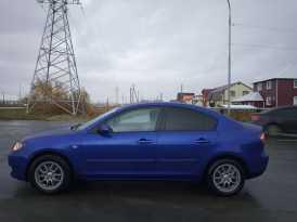 Салехард Mazda3 2008