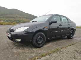 Петропавловск-Камчатский Ford Focus 2004
