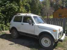 Тула 4x4 2121 Нива 1990