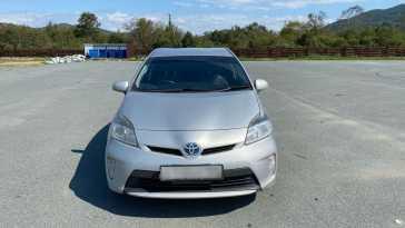Находка Prius 2012