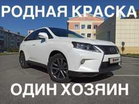 Томск Lexus RX350 2015