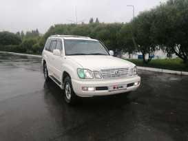 Челябинск LX470 2002