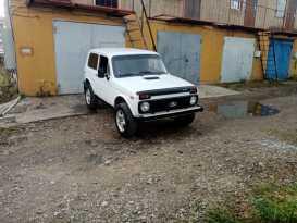 Биробиджан 4x4 2121 Нива 1994