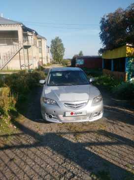 Кетово Mazda3 2004
