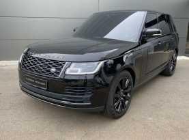 Омск Range Rover 2018