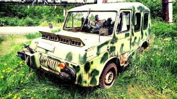 Кемерово ЛуАЗ 1983