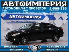 Красноярск Corolla 2008